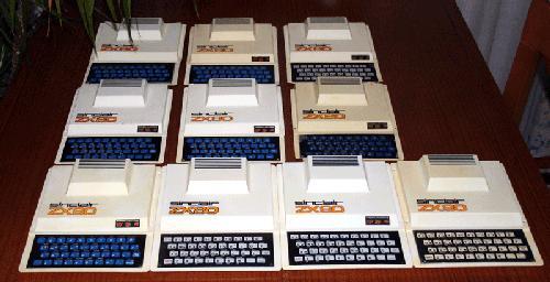 10 Sinclair ZX80